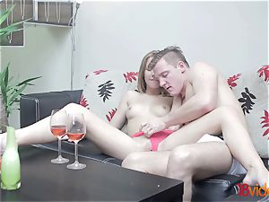 legitimate Videoz - Alexis Crystal - Morning coffee and hook-up