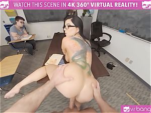 VRBangers educator Romi Rain Getting stuffed By A stud
