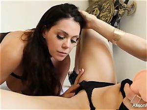 Alison Tyler and Jayden Cole are lesbo vikings