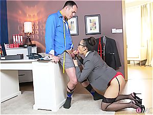 thick titted asian tailor fulfills her client gentle wishes