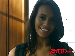 ZTOD - Janice Griffith in daddys tiny bang fuckpuppet