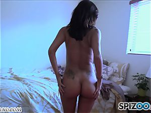 pov Swinger intercourse with youthful friends from school