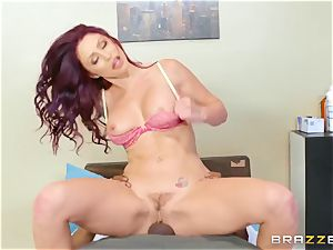 Monique Alexander - multiracial gang porn with nurses in the medical center