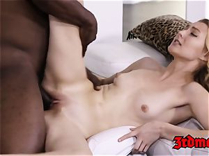 Alexa grace Getting penetrated on couch
