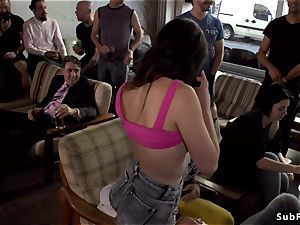 hot arse euro breezy public penetrated