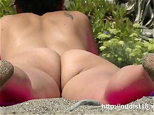 naturist beach spycam preys on bare sweeties