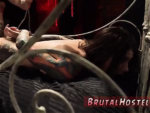 extreme vacuum pumping assfuck and kyler bondage xxx aroused youthful tourists Felicity
