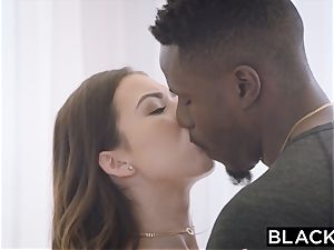 BLACKED The finest interracial dirty blow-job