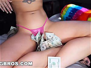 BANGBROS - mischievous fun In Miami with Evelin Stone