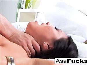 Asa's Zombie anal invasion creampie