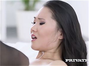 The chinese Katana in her first-ever bi-racial