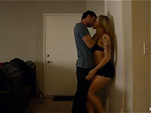Dahlia's home video bang-out gauze with James Deen
