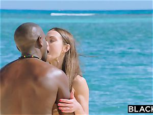 BLACKED hot wife Cheats With bbc on Vacation