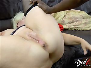 AgedLovE Lacey Starr bi-racial xxx assfuck