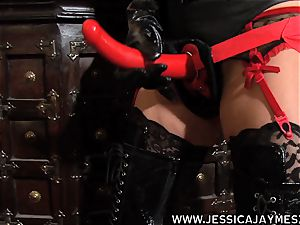 bi-atch Jessica Jaymes and Taylor Wane the dominatrix