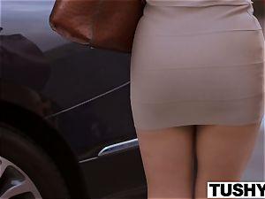 TUSHY Eva Lovia buttfuck video part three