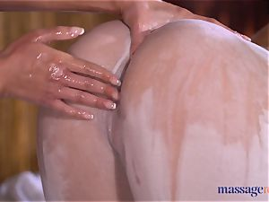 massage rooms fantastic brown-haired Amirah Adara