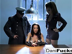 spectacular Interrogation stunners