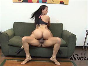 Tu Venganza - vengeance fuck with wild huge-chested Latina