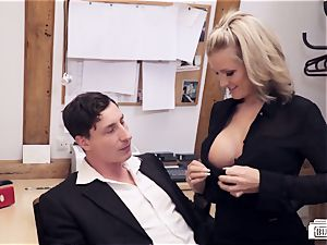 donks BUERO - naughty office hump with German assistant