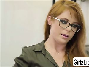 red-hot Therapist Penny Pax gets her poon nailed by customer Whitney Wrights