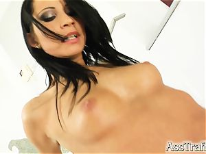 super-steamy stunner super-naughty for anal invasion fuck-fest has tight butt plowed firm